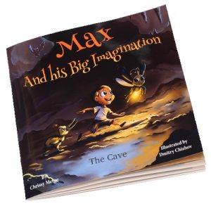 Max and his big imagination - the cave