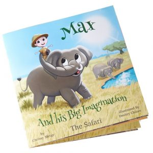 Max and his big imagination - the safari