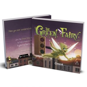 The Green Fairy Interactive Book
