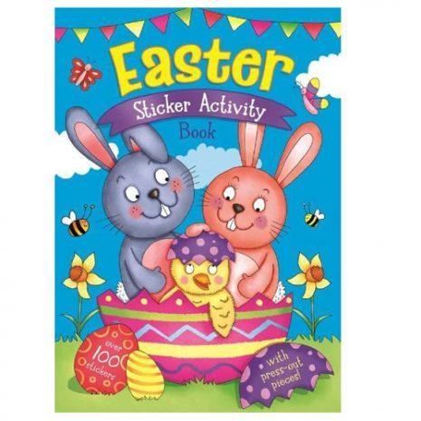 Easter Sticker Activity Book