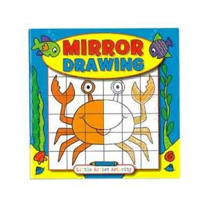 Mirror Drawing Activity Book