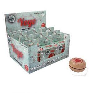 Wooden Vintage YoYo