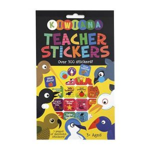 Kiwiana Teachers Stickers