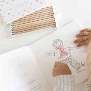 ABCs to Mindfulness Colouring Bundle