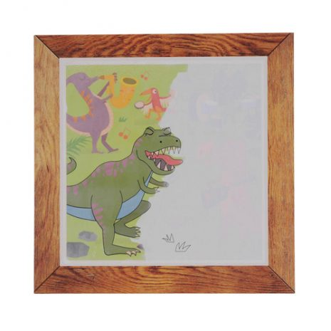 Dinosaurs Magic Painting World