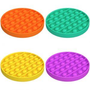 Circle Pop It Fidget Toy