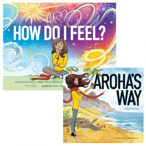How Do I Feel and Aroha's Way 2 Book Pack