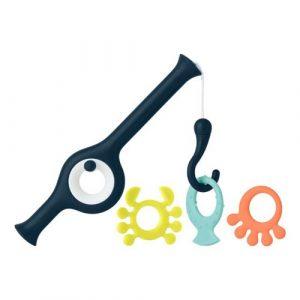 boon fishing rod bath toy