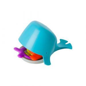 chomp hungry whale bath toy