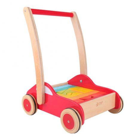 wooden speed car walker