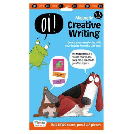 Oi! Magnetic Creative Writing