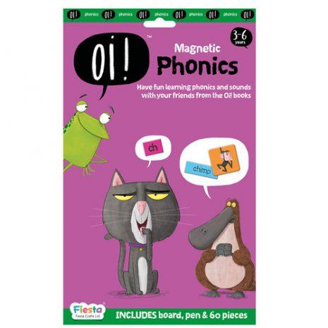 Oi! Magnetic Phonics
