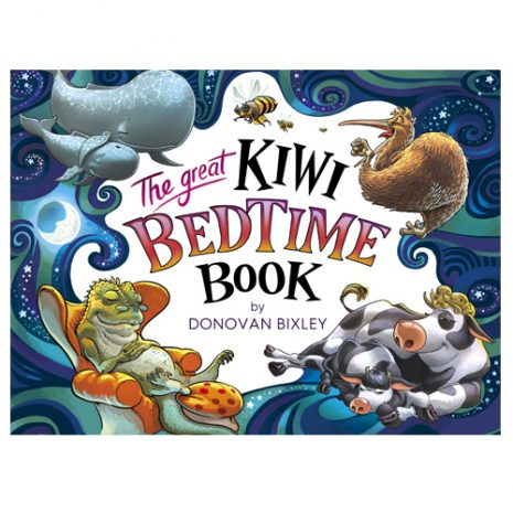 The Great Kiwi Bedtime Book