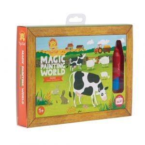 Farm Magic Painting World