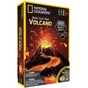 build your own volcano stem kit