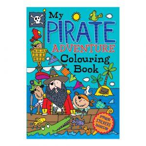 My Pirate Adventure Colouring Book