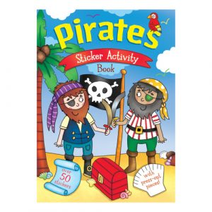 Pirates Sticker Activity Book
