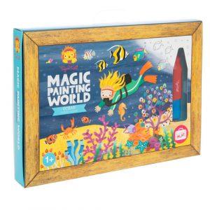 Ocean Magic Painting World