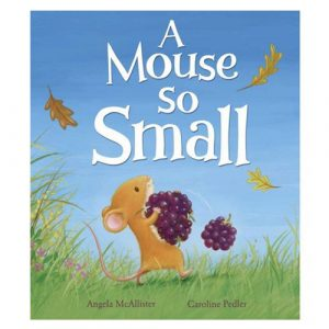 a mouse so small book