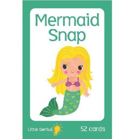 Little Genius Mermaid Snap Cards