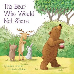 the bear who would not share book