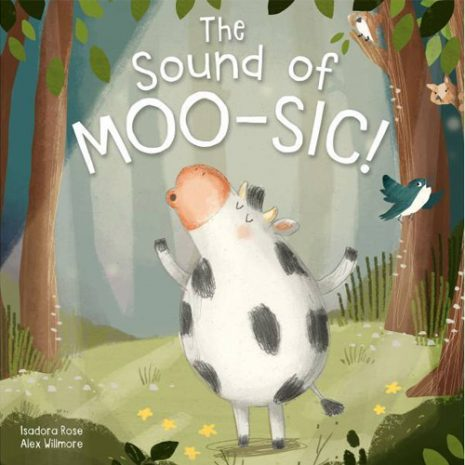 the sound of moo-sic book